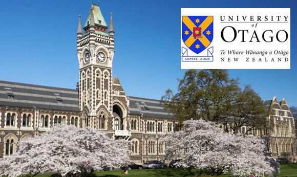 Đại học Otago New Zealand