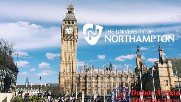 Trường Northampton du học Anh quốc giá rẻ