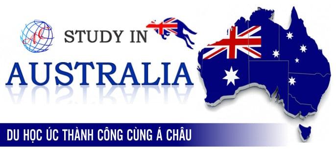 thủ tục du học Úc