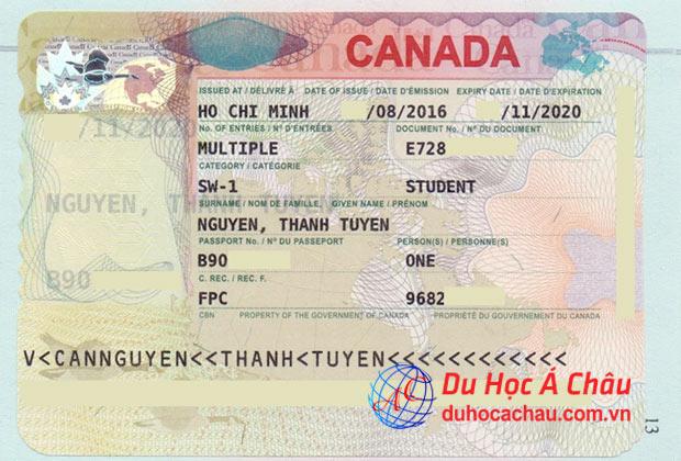 Visa du học Canada trường Centennial College (chương trình CES)