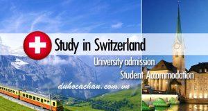 du học Thụy Sĩ 2017