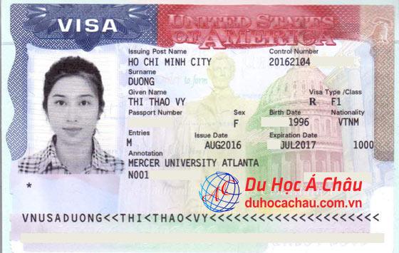 Visa du học Mỹ trường Mercer University (Atlanta Campus)