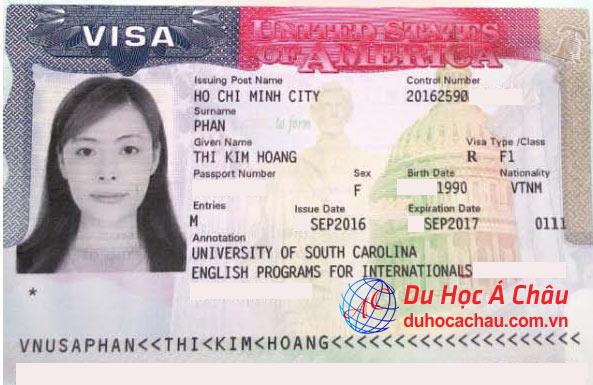 Visa du học Mỹ trường Đại học Nam Carolina (USC)
