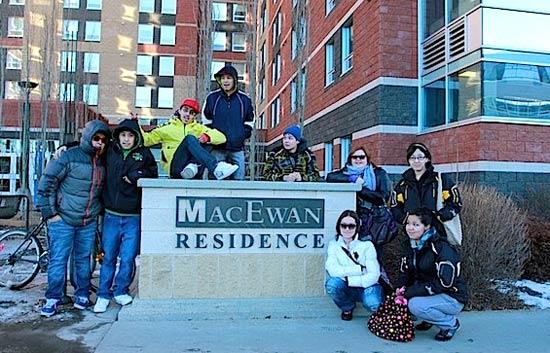 đại học MacEwan Canada