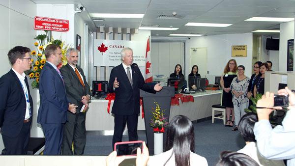 Stéphane Dion, Bộ trưởng Ngoại giao Canada