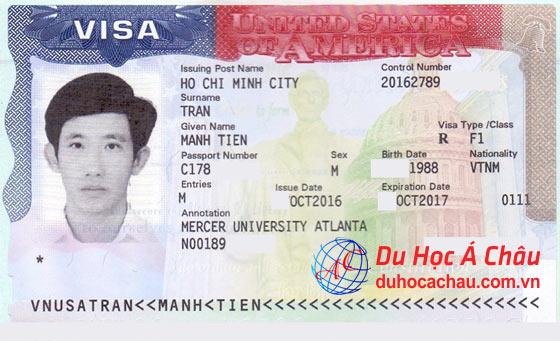 Visa du học Mỹ trường University of Houston và Mercer University