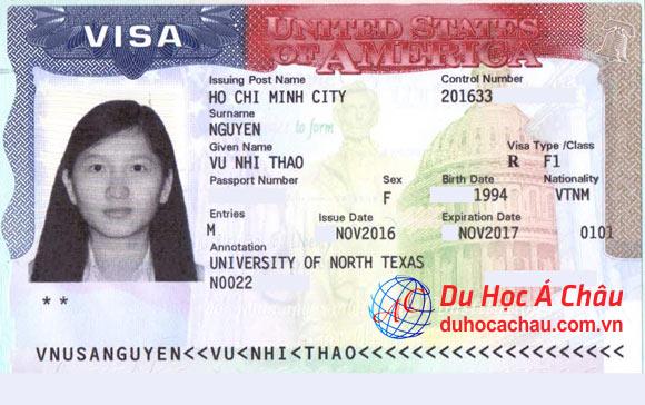 Visa du học Mỹ Đại học Bắc Texas (UNT) và University of Houston