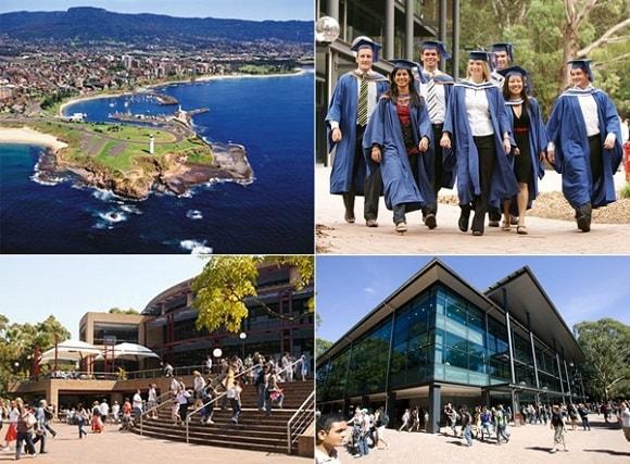 Giới thiệu thành phố Wollongong - Úc