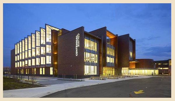 Cao đẳng Centennial College