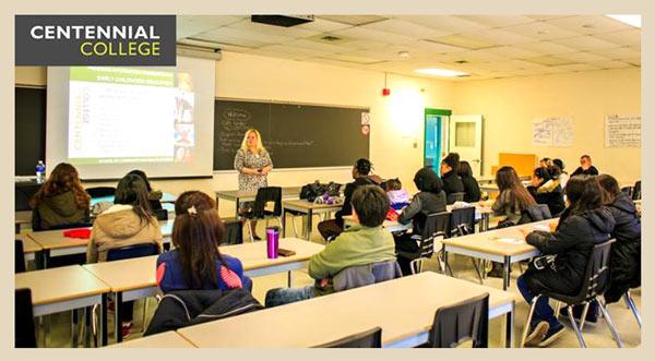Tìm hiểu thêm về Cao đẳng Centennial College khi du học Canada