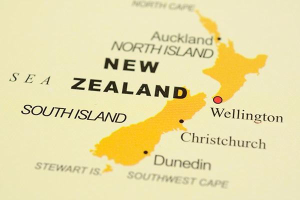 Thành phố Christchurch New Zealand