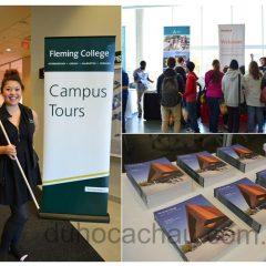 Du học Canada trường Fleming College nên chọn ngành gì?