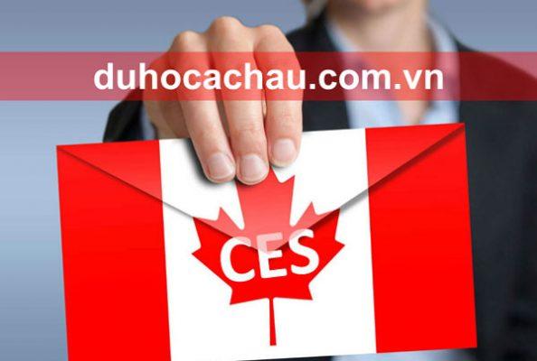du học Canada diện CES