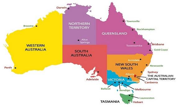 Các thành phố tốt nhất nước Úc