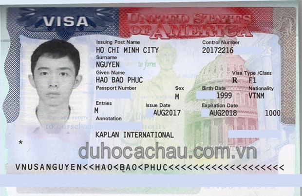 Visa Du Học Mỹ trường Kaplan International