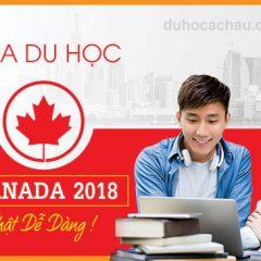 Chương trình du học Canada CES được gia hạn cho năm học 2018
