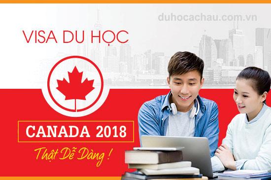 du học Canada 2018