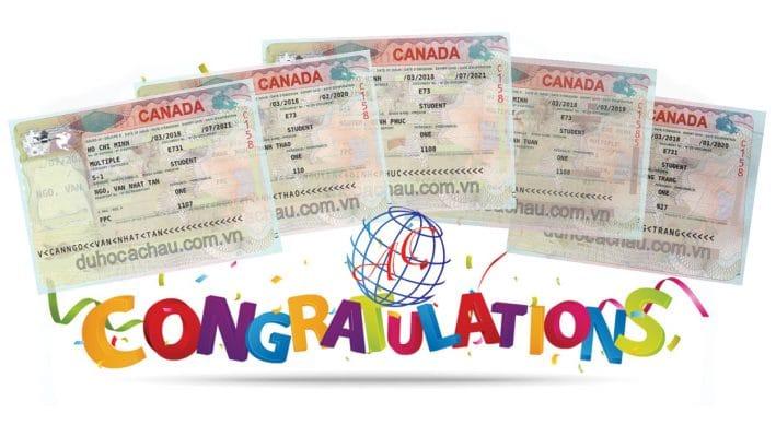 visa du học Canada 2018