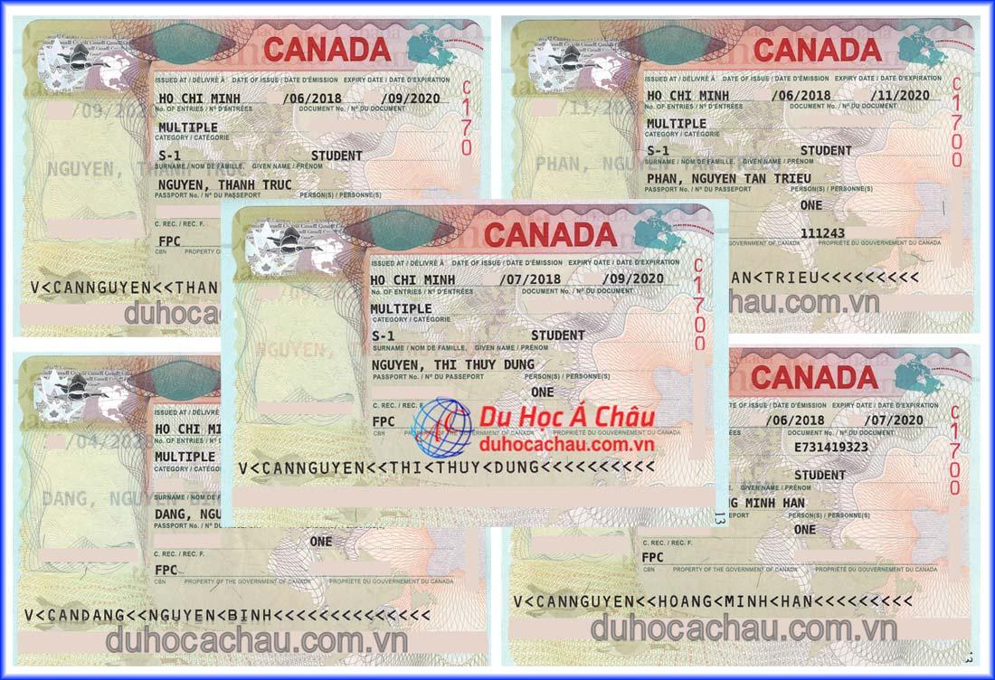 visa du học Canada SDS, du học Canada diện SDS