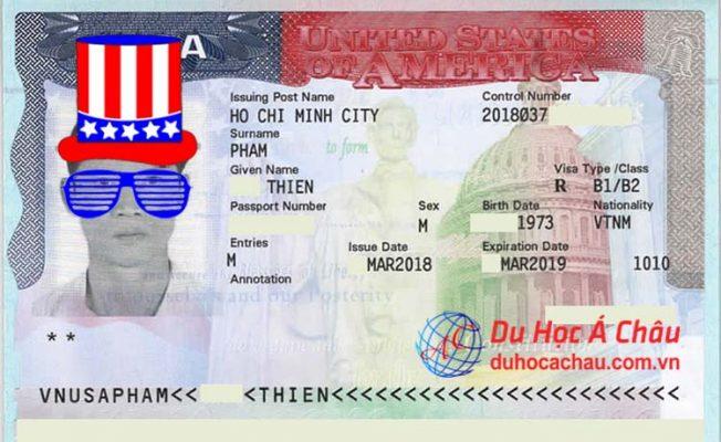visa du lịch Mỹ, tư vấn du lịch Mỹ