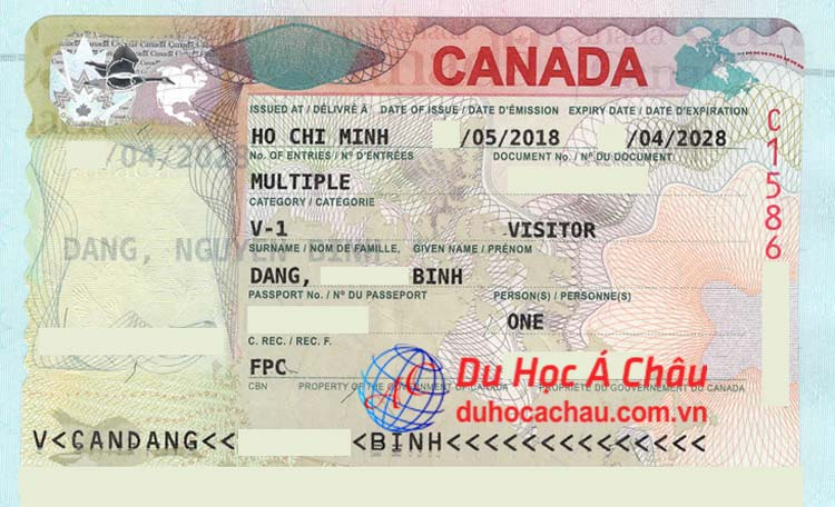visa du lịch Canada 2018, tư vấn du lịch Canada uy tín