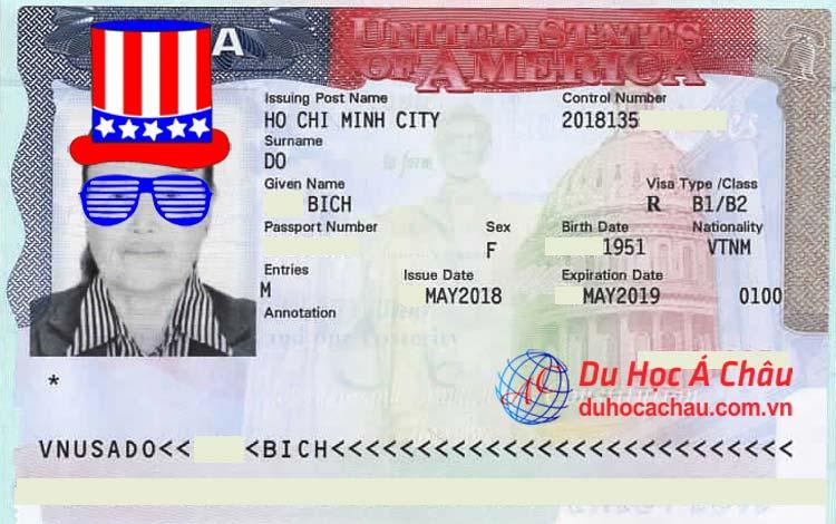visa du lịch Mỹ 2019, tư vấn du lịch Mỹ uy tín