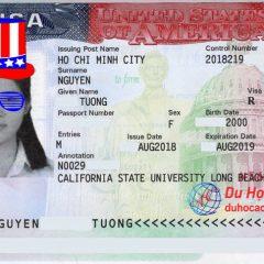 Chúc mừng visa du học Mỹ, Úc, Canada
