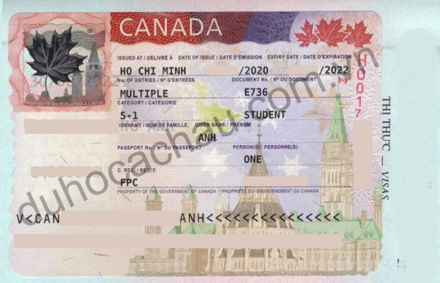 Visa du học Canada diện SDS 2021