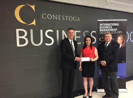 trường Conestoga College Canada