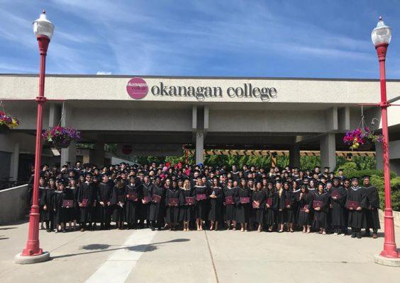 du học Canada tại Okanagan College