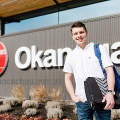 Okanagan College, trường Cao đẳng chất lượng tại tỉnh British Columbia, Canada