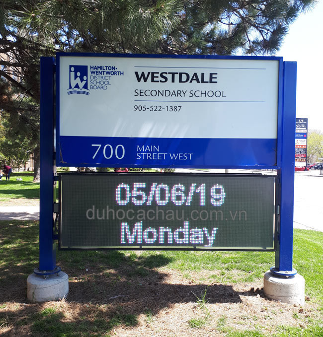 Westdale Secondary School