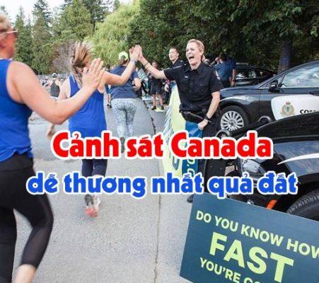 Cảnh sát Canada