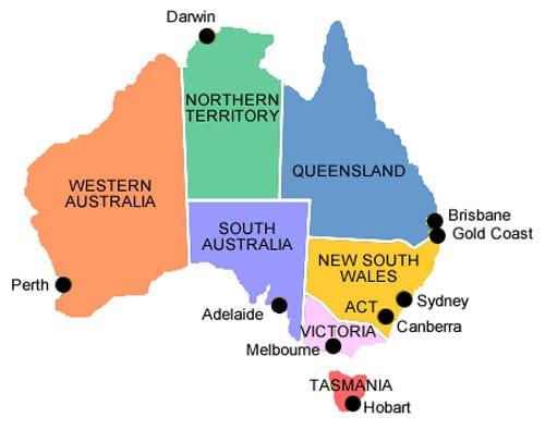 Bang Tasmania Australia