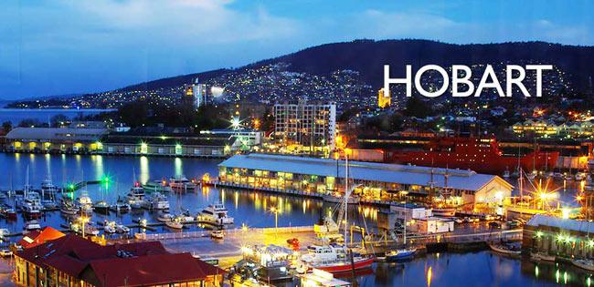 thành phố Hobart, Tasmania, Úc