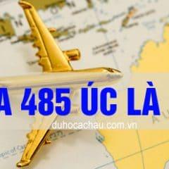 Visa 485 Úc là gì và cơ hội ở lại dành cho sinh viên