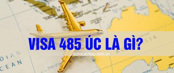 Visa 485 Úc