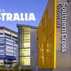 Đại học Southern Cross University: Lựa chọn hàng đầu khi du học Úc