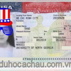 Tiếp tục nhiều visa du học, du lịch Mỹ, Úc, Canada thành công được xử lý tại Á CHÂU