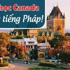 Tìm hiểu du học Canada bằng tiếng Pháp đầy đủ và chi tiết nhất